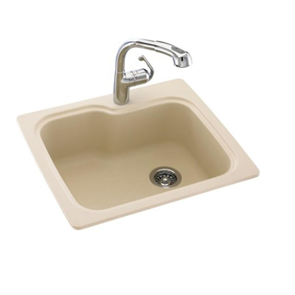 Swan Drop In Kitchen Sinks Item KS02522SB.050