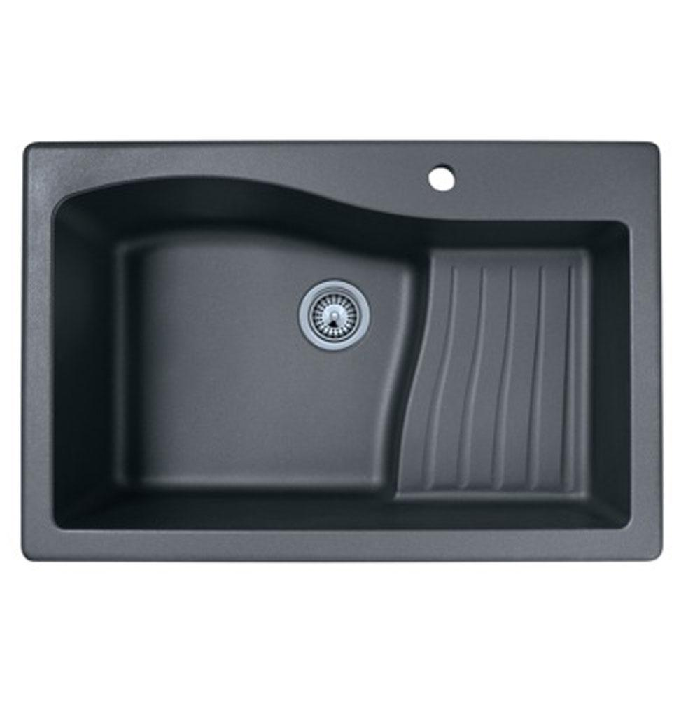Swan Drop In Kitchen Sinks item QZ03322AD.076