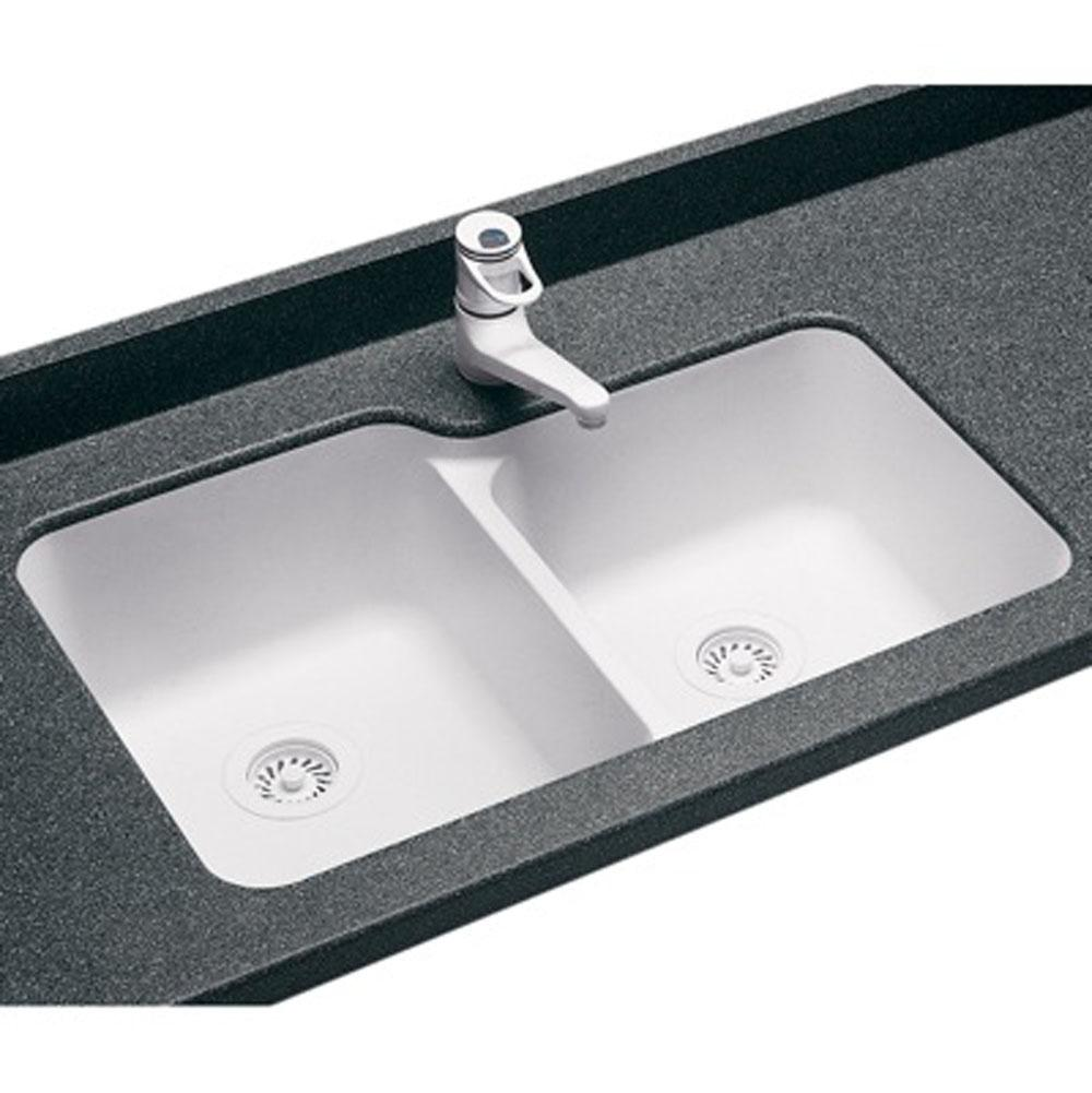 Swan Undermount Kitchen Sinks item US03015SB.035