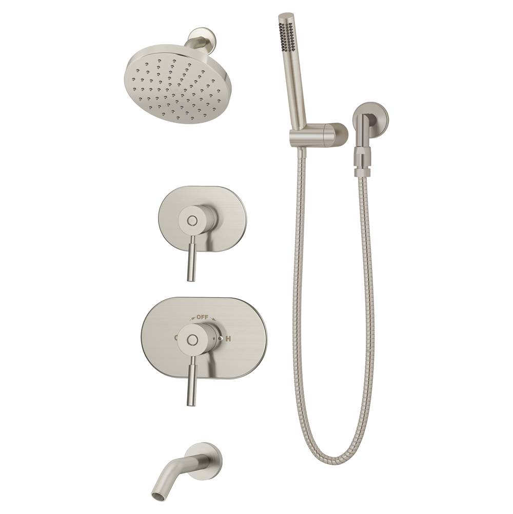Symmons Complete Systems Shower Systems item 4306-1.5