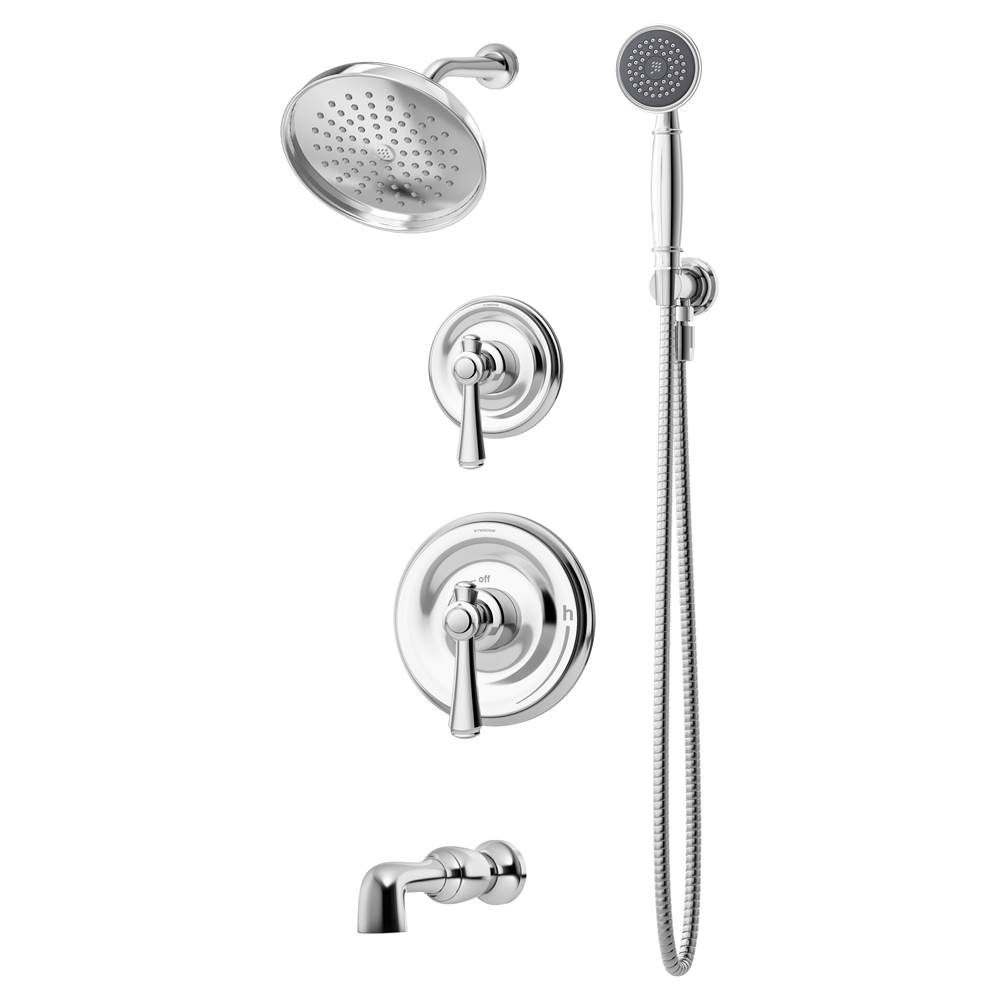 Symmons Complete Systems Shower Systems item 5406-TRM