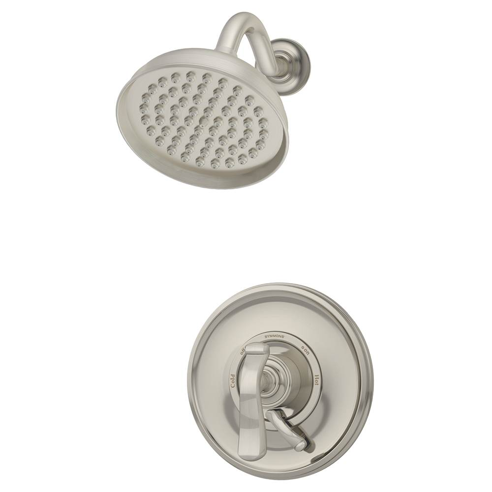 Symmons  Shower Only Faucets With Head item S-5101-STN