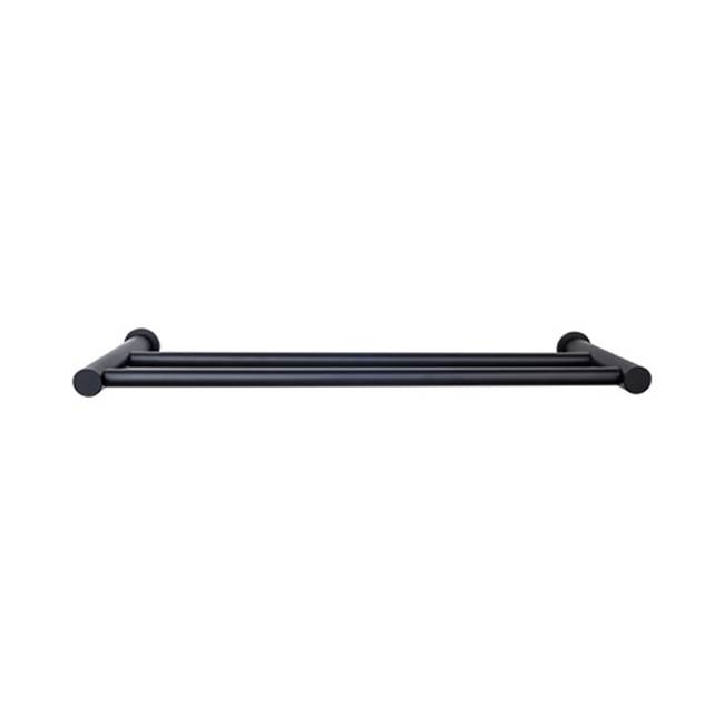Top Knobs Towel Bars Bathroom Accessories item HOP11BLK