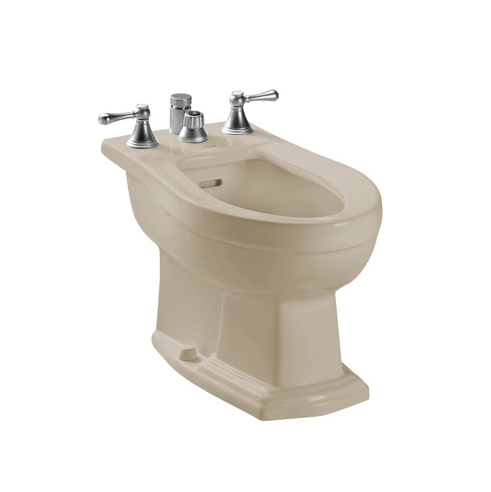 Toto Floor Mount Bidet item BT784B#03