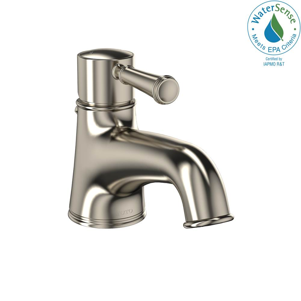 Toto Single Hole Bathroom Sink Faucets item TL220SD#BN