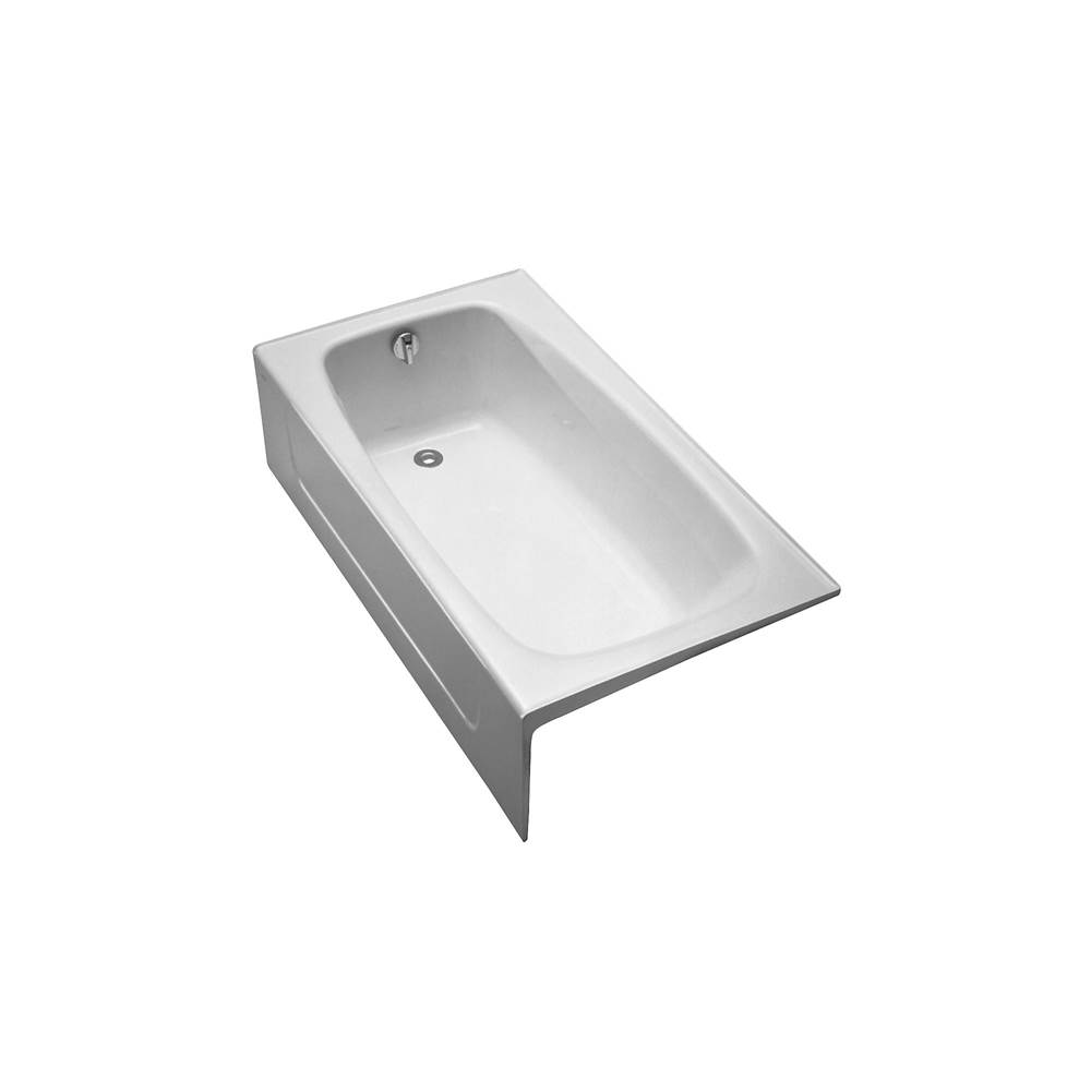 Toto Three Wall Alcove Soaking Tubs item FBY1525LP#12