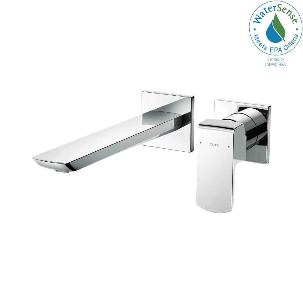 Toto Wall Mounted Bathroom Sink Faucets item TLG02311U#CP
