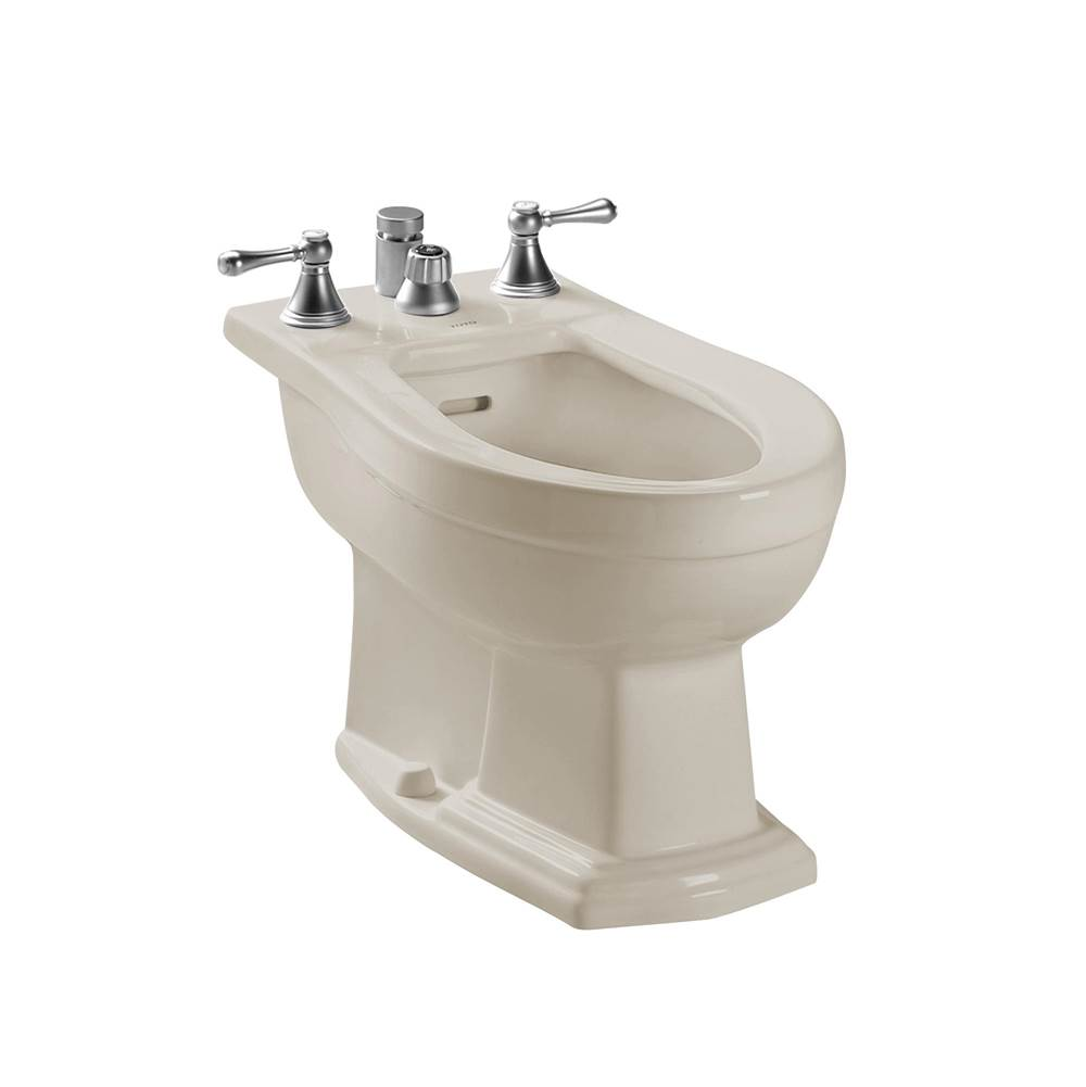 Toto Floor Mount Bidet item BT784B#12