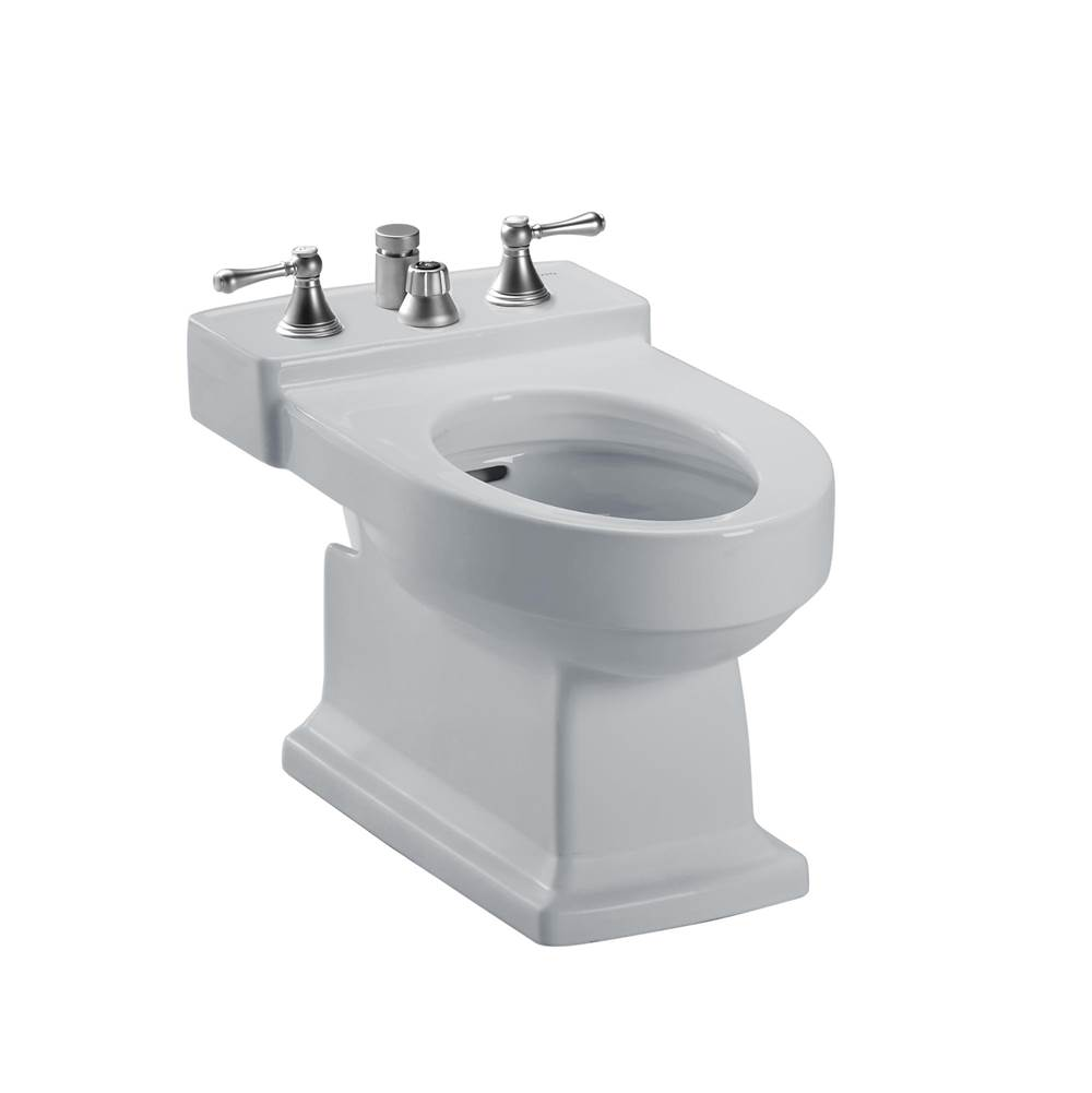 Toto Floor Mount Bidet item BT930B#11