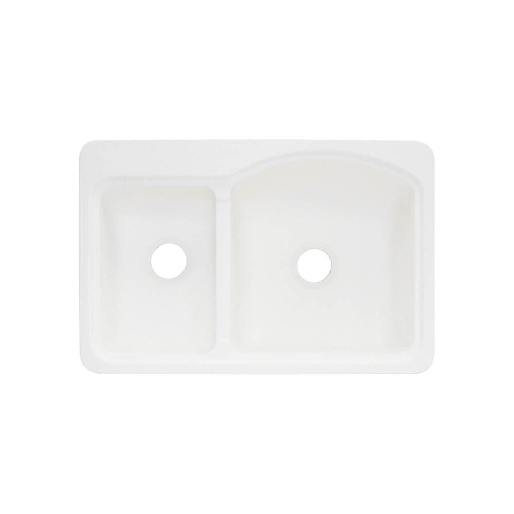 Transolid Self Trimming Kitchen Sinks item KDT33228-00