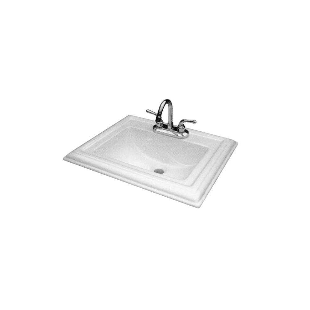 Transolid Drop In Bathroom Sinks item TL-1544
