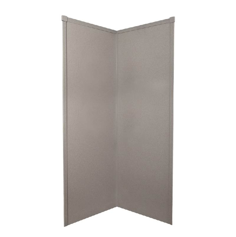 Transolid Shower Wall Systems Shower Enclosures item WK38NE96-B0