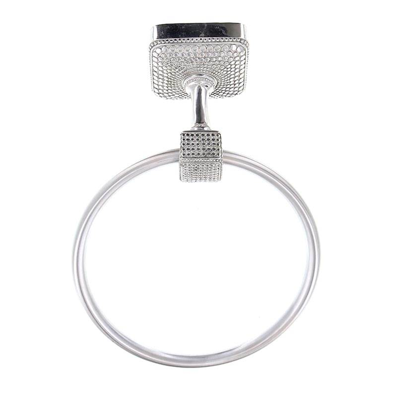 Vicenza Designs Towel Rings Bathroom Accessories item TR9005-PN