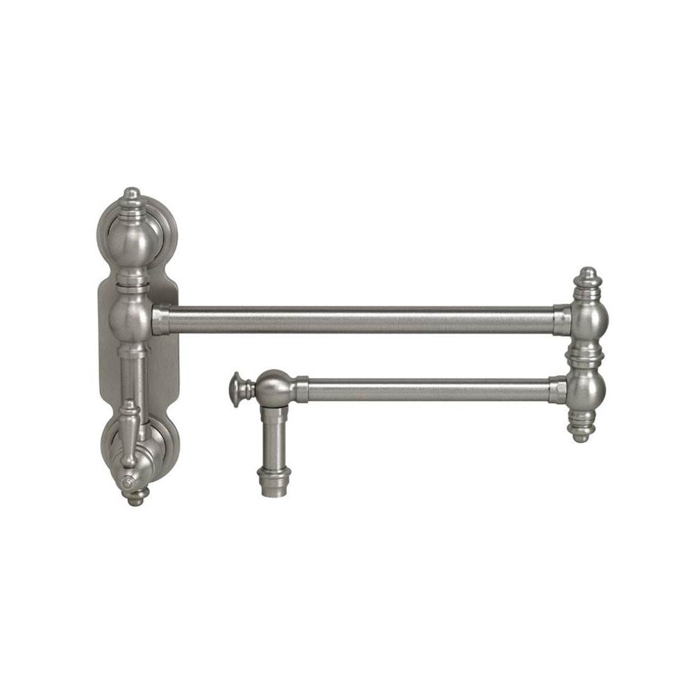 Waterstone Wall Mount Pot Filler Faucets item 3100-AP