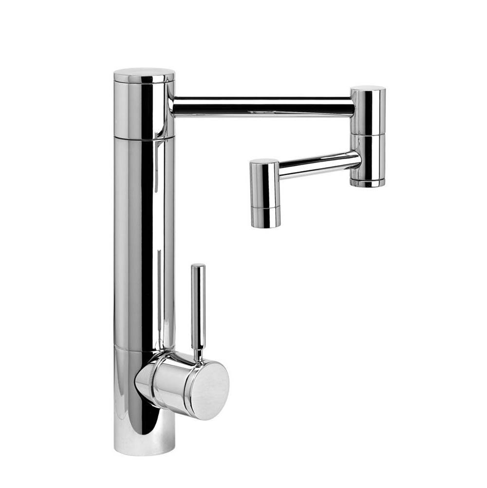Waterstone Single Hole Kitchen Faucets item 3600-12-BLN