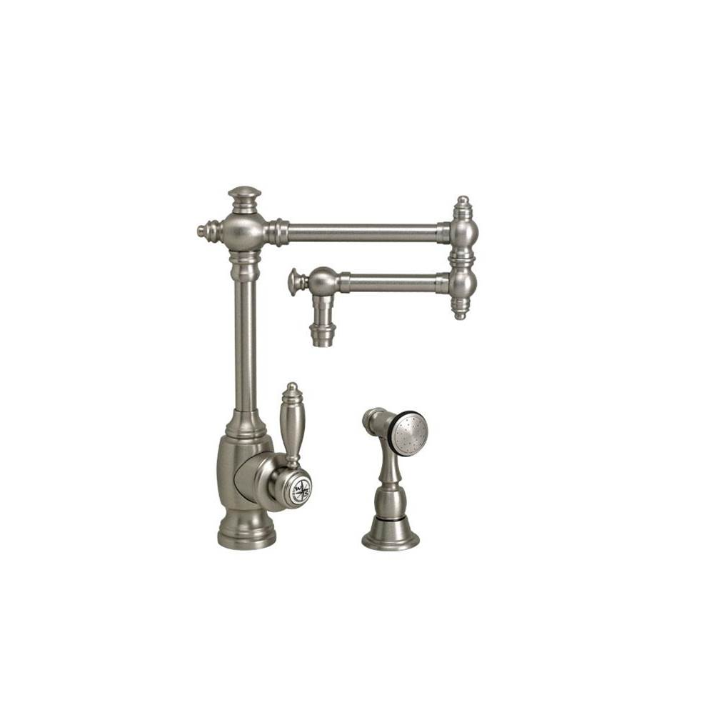 Waterstone Single Hole Kitchen Faucets item 4100-12-1-AP