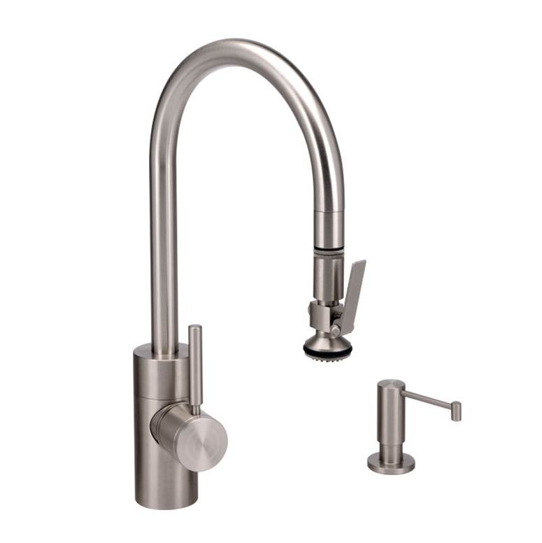 Waterstone Pull Down Faucet Kitchen Faucets item 5810-2-WC