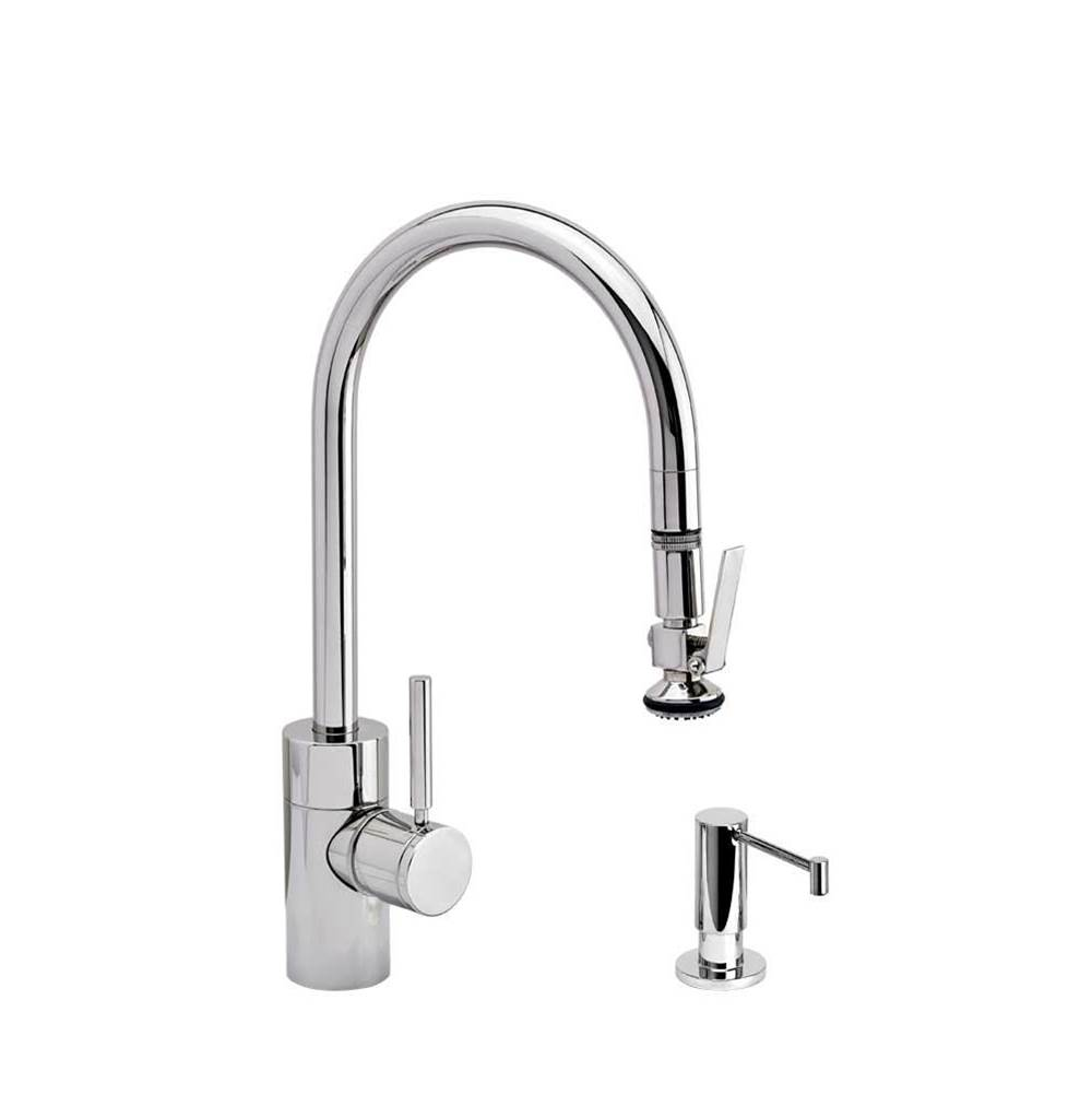 Waterstone Pull Down Faucet Kitchen Faucets item 5800-2-PG