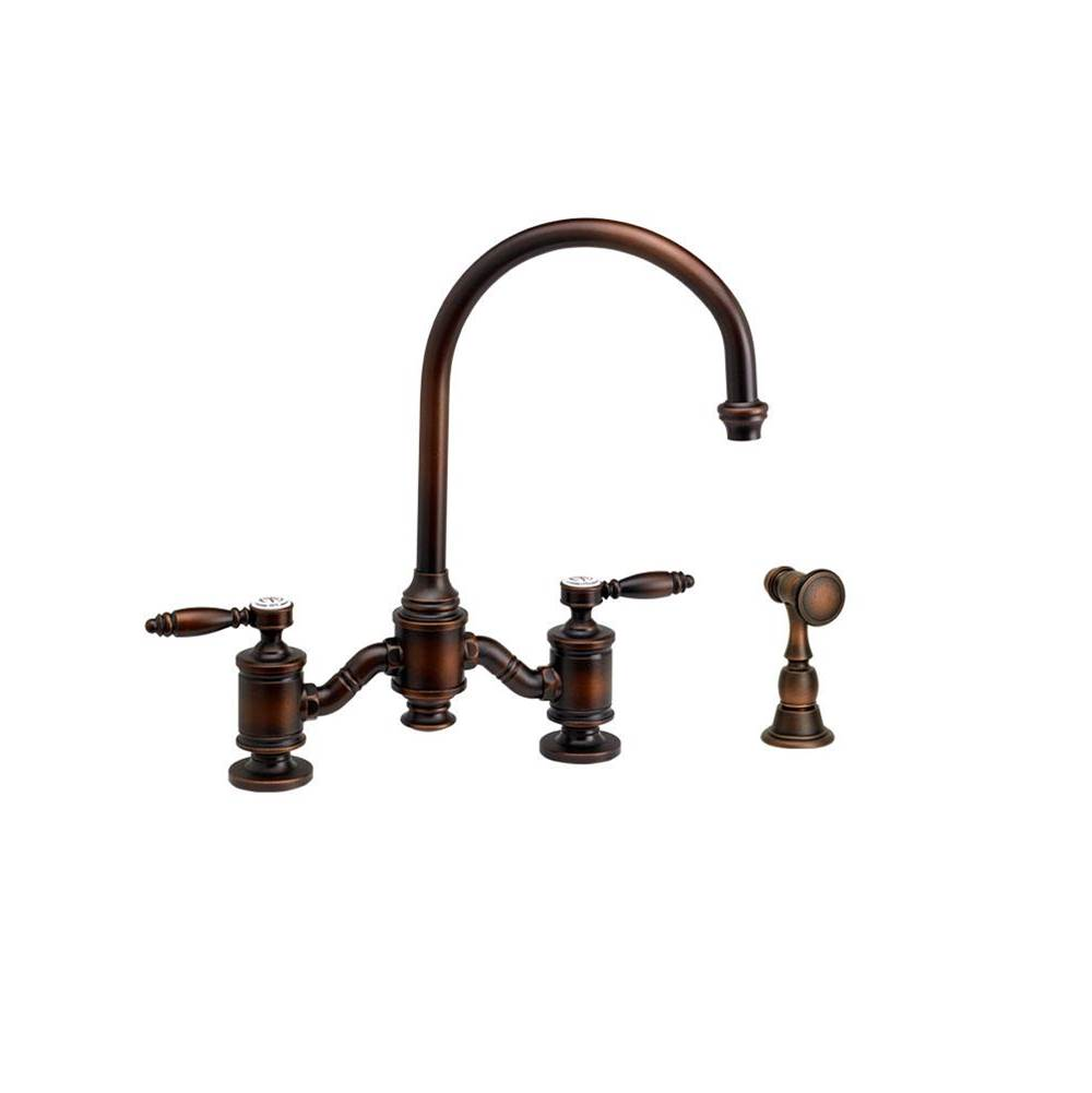 Waterstone Bridge Kitchen Faucets item 6300-1-DAP
