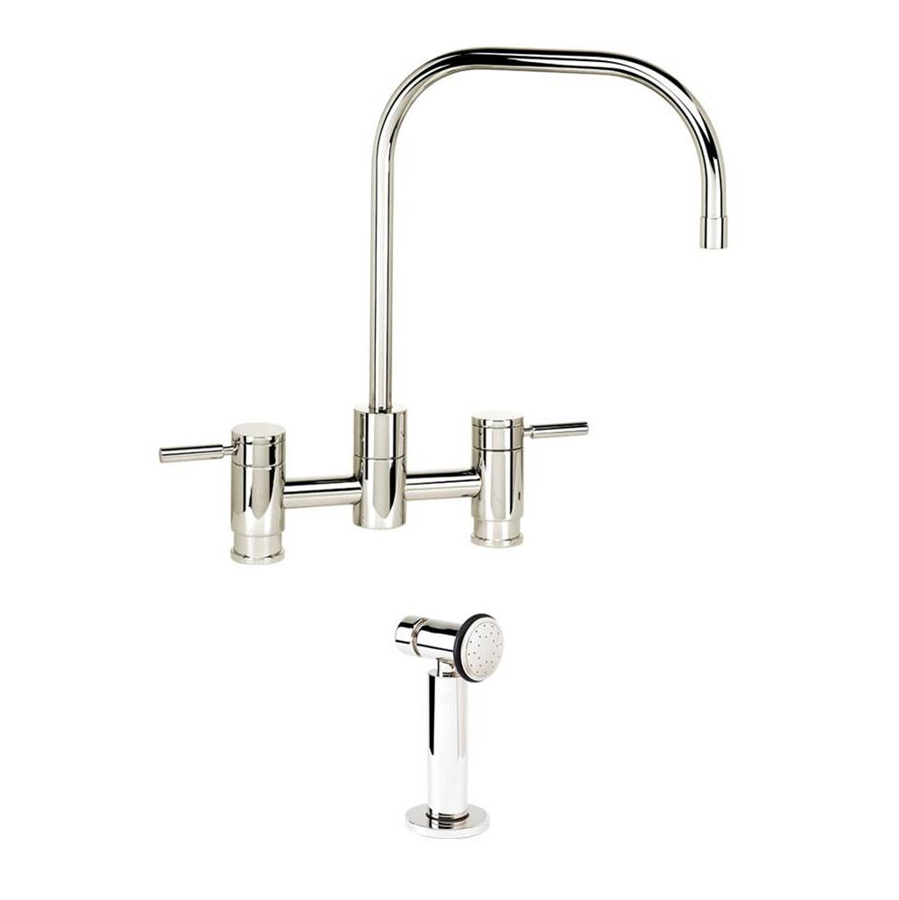 Waterstone Bridge Kitchen Faucets item 7825-1-UPB