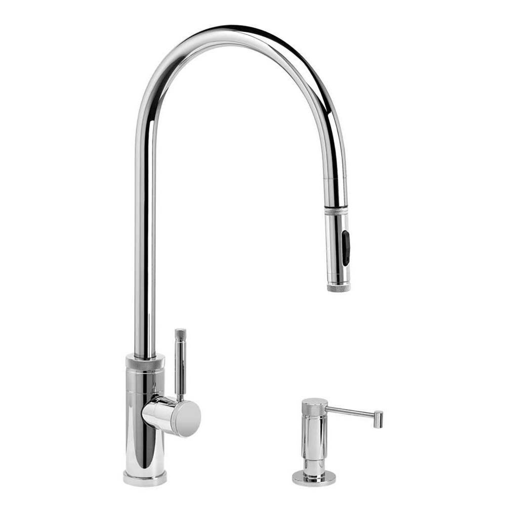 Waterstone Pull Down Faucet Kitchen Faucets item 9300-2-PG