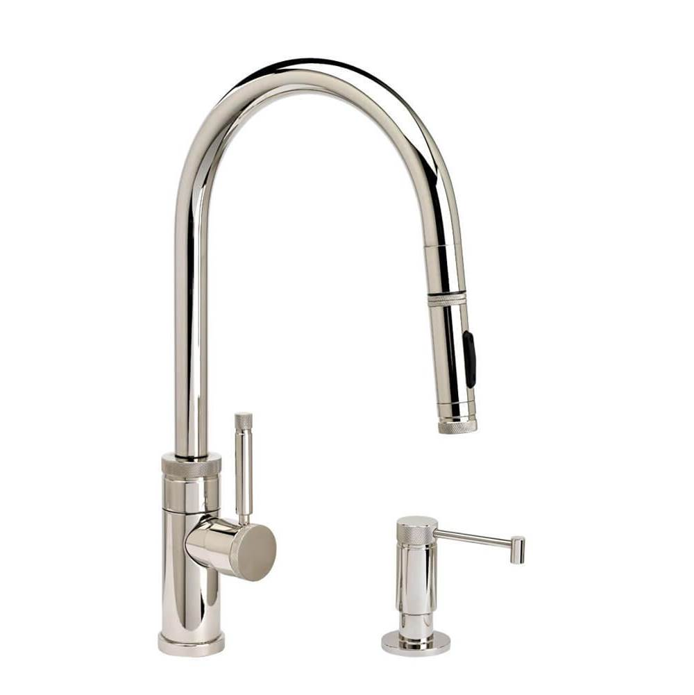 Waterstone Pull Down Faucet Kitchen Faucets item 9410-2-GB