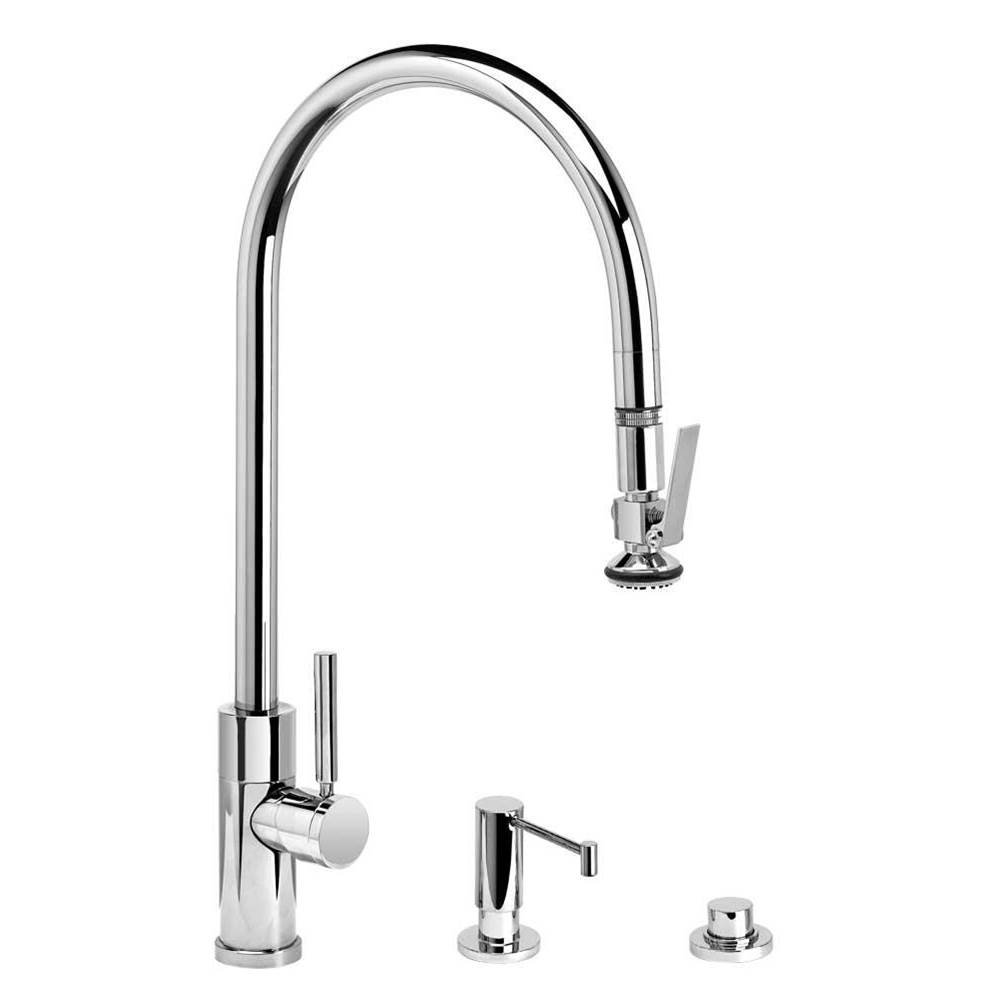 Waterstone Pull Down Faucet Kitchen Faucets item 9750-3-DAP