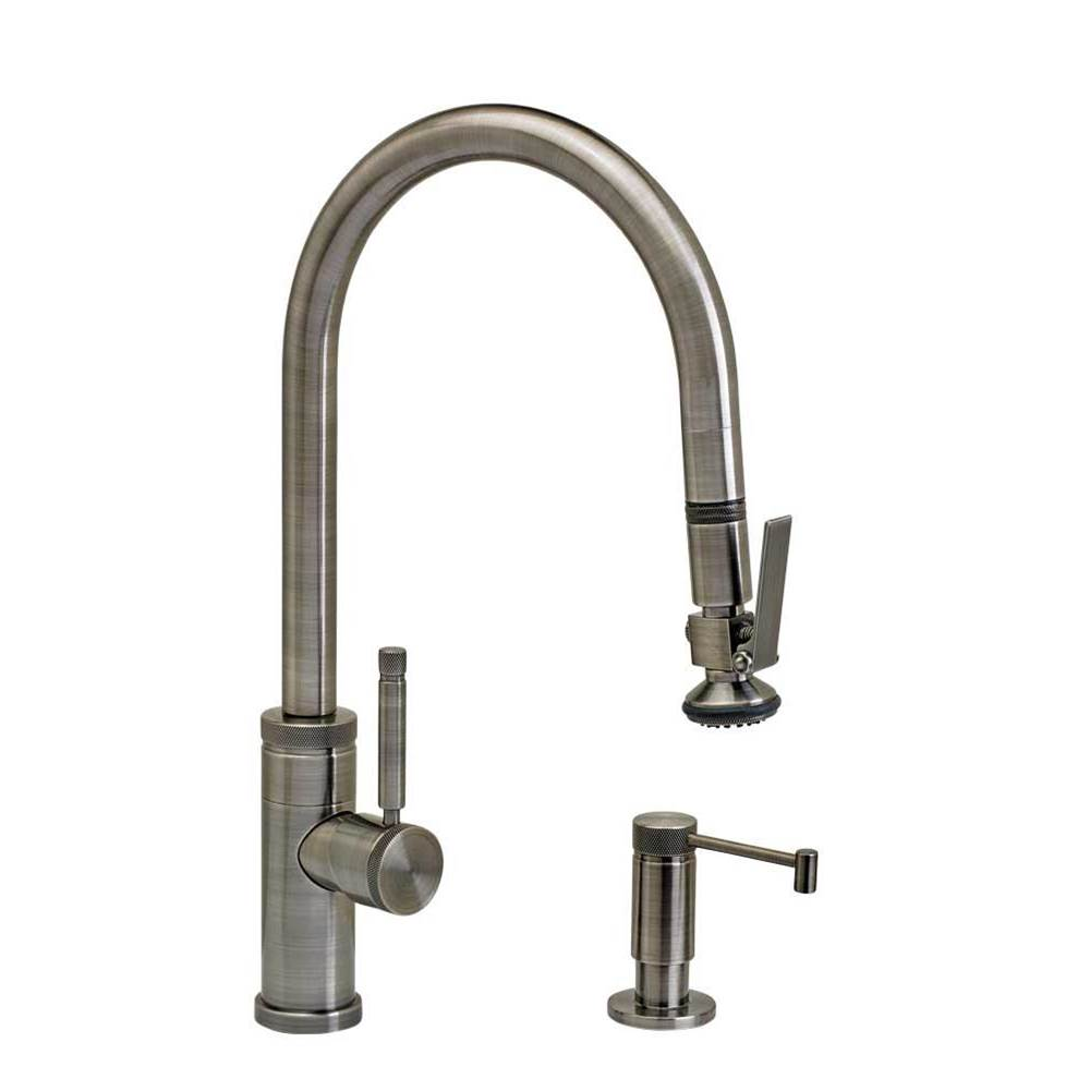 Waterstone Pull Down Faucet Kitchen Faucets item 9810-2-PG