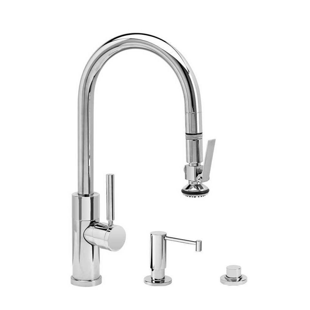 Waterstone Pull Down Faucet Kitchen Faucets item 9980-3-RS